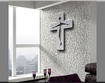 Fresh Custom Order for Wendy Contemporary Crucifix Religous Art Decor Abstract Contemporary
