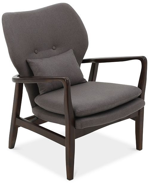 Best Noble House Areba Club Chair Quick Ship Furniture 400 x 300