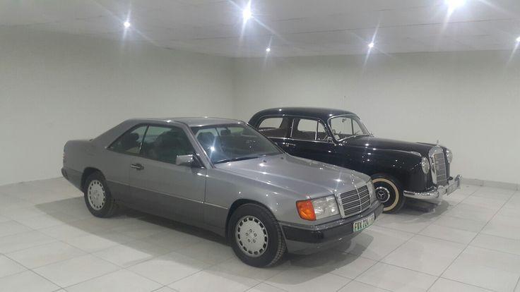 Mercedes 300CE.