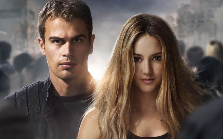 tess x four divergent images | ... woodley as beatrice 'tris' prior and theo james as four divergent 2014