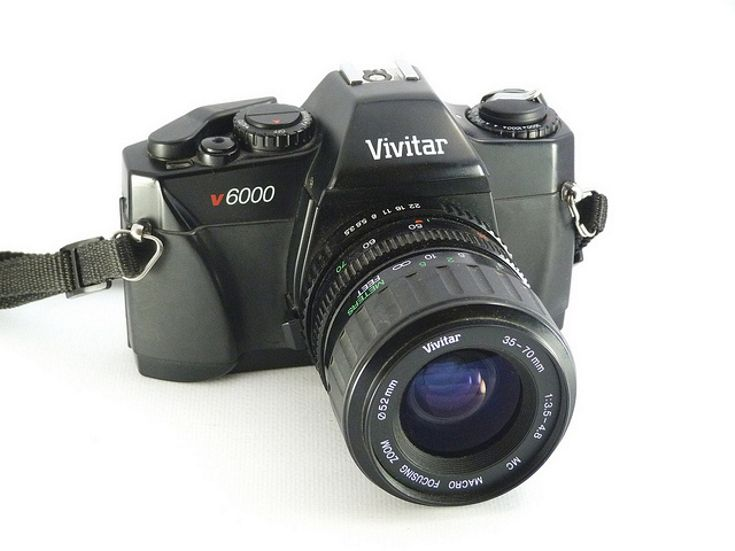Vivitar V 6000