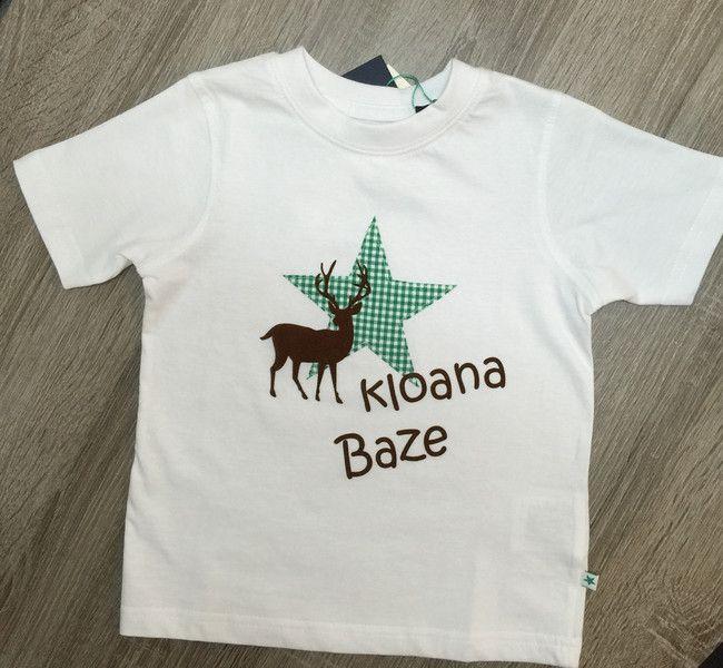 "T-Shirt+Gr.+92+""Kloana+Batze""+von+Nicole's+Nähkram+auf+DaWanda.com"