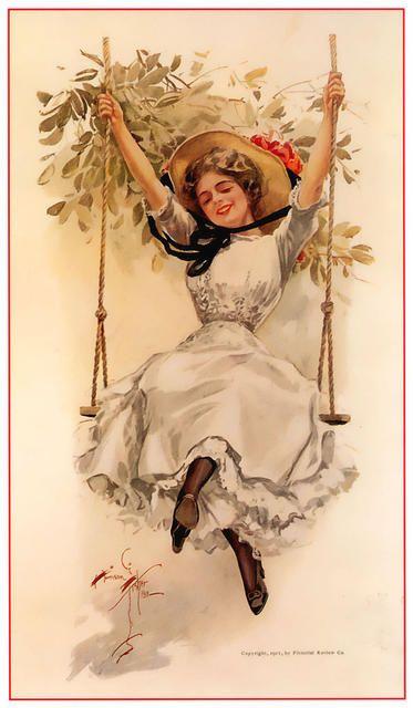 Harrison Fisher (July 27, 1877 – January 19, 1934), American illustrator