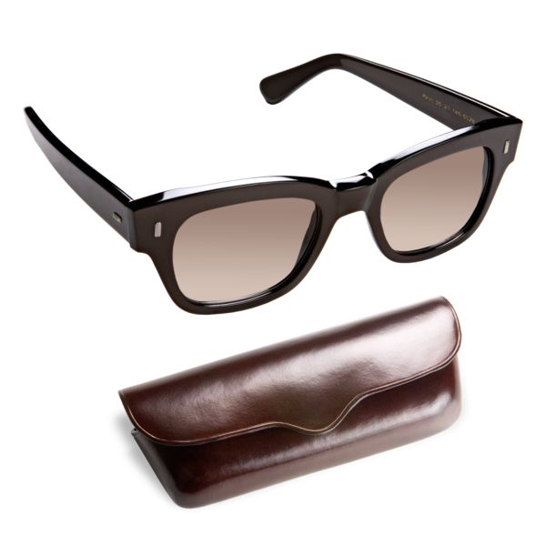 Paul Dark Chocolate By Il Bussetto #eyewear #ilbussetto #leather #leathercraft #leathergoods #fashion
