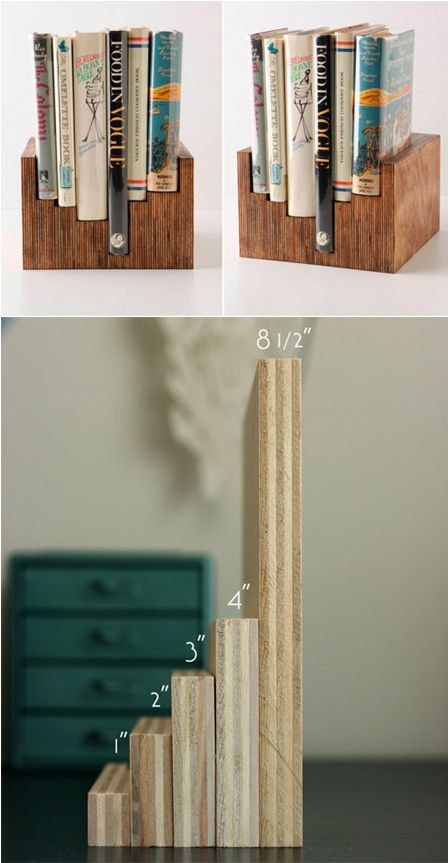 25 awesome diy ideas for bookshelves double curtain rod