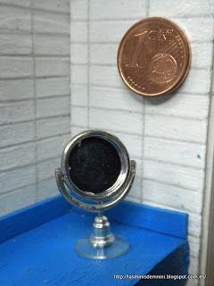 MINIS TO SHARE: mirror tutorial