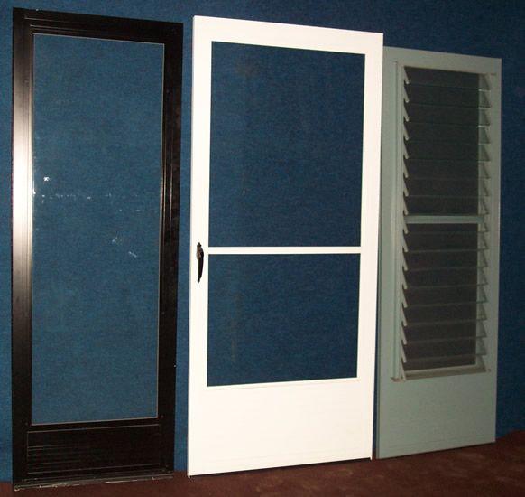 100 best screen doors windows images on pinterest screen for Replacement screen for retractable screen door