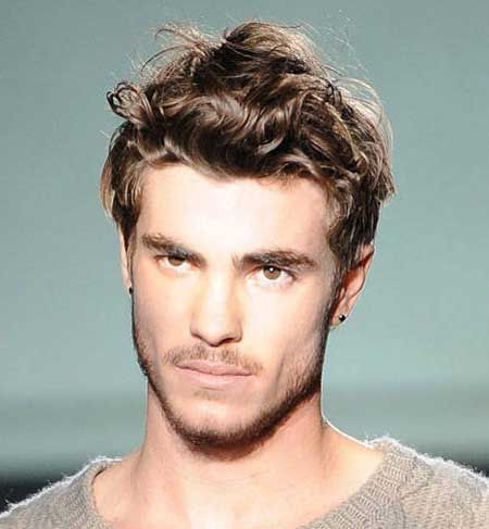 Mens Medium Length #Haircuts 2013 #Hairstyle
