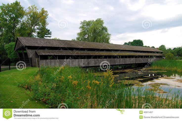 ponti coperti in legno - Cerca con Google