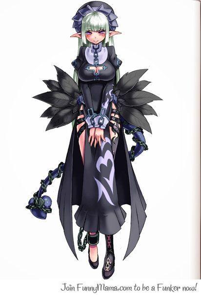 {Monster Girl} Dark Priest