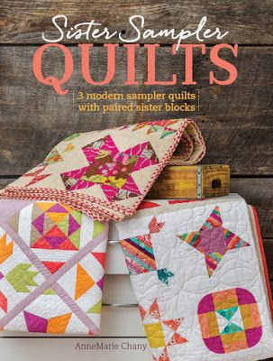 Sister Sampler Quilts and Giveaway!!