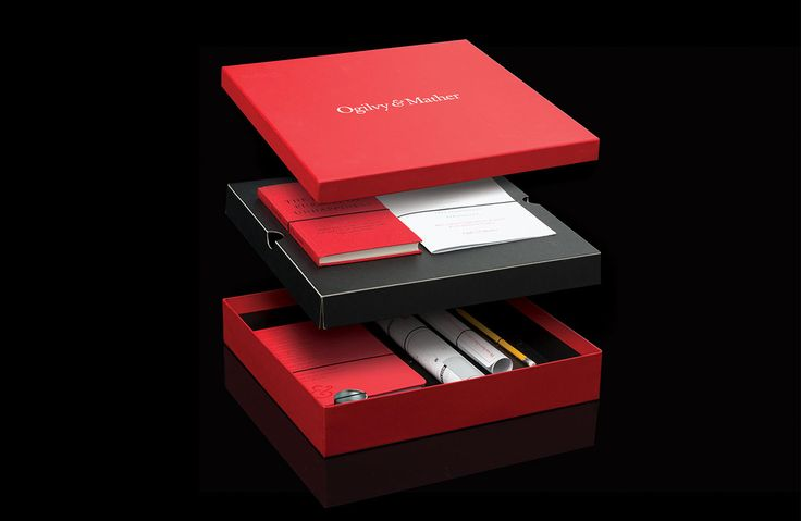 Ogilvy & Mather South Africa Induction Box on Behance