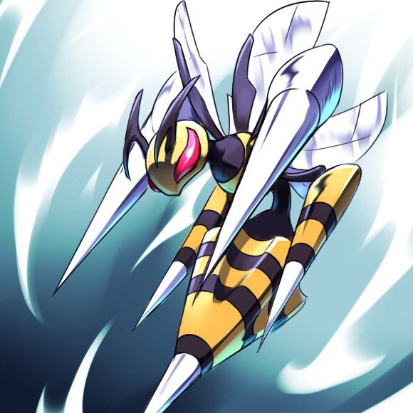 Pokemon Set of the Day- Mega Beedrill: Mega Beedrill is one of the most dangerous new Mega Pokemon in the tier. It's Attack and Speed are absolutely ridiculous in power, and Adaptability just adds to the ferocity of this Pokemon. With that said however, Mega Beedrill is not perfect as it does suffer from first turn lag, and it's defenses are comparable to paper maché. Also, while not exactly a weakness Mega Beedrill doesn't have a reliable stat boosting move besides Agilit...