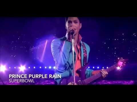 Prince Super Bowl Halftime Performance - Purple Rain (2007) - YouTube