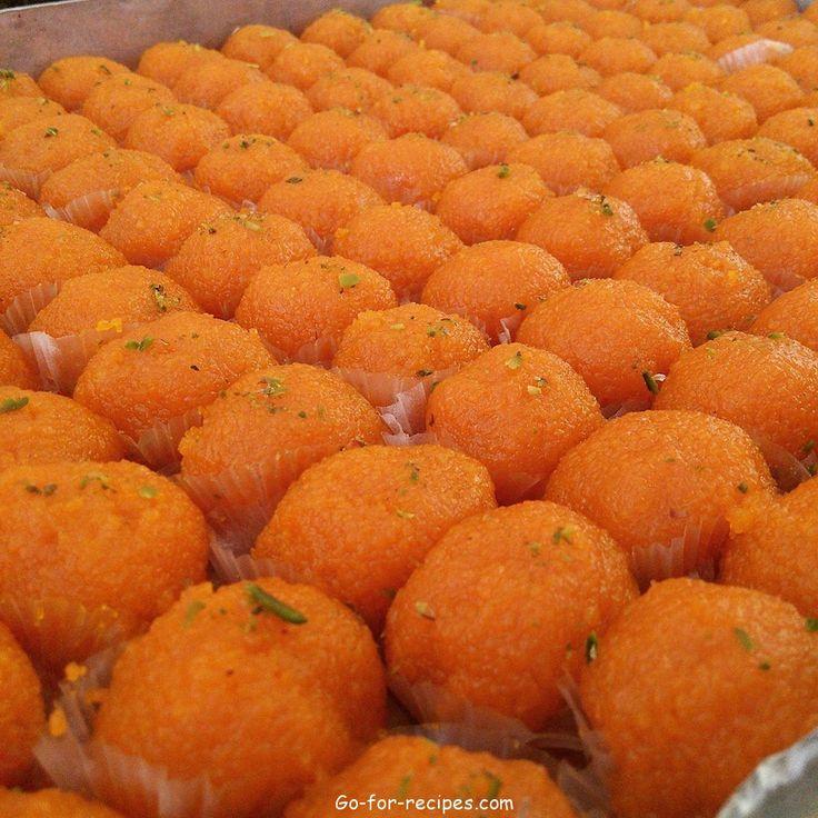 Sweet treat of Indian cuisine..