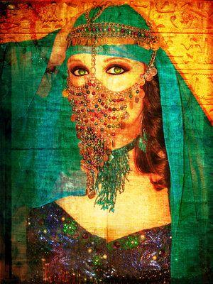 Arabian Princess - Costume ideas