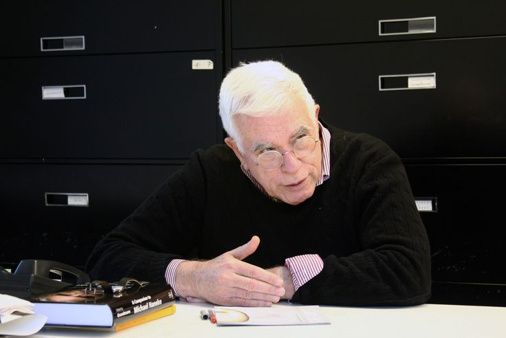 In this article, which originally appeared on Architectural Review, Iman Ansari interviews Peter Eisenman about his personal views on architecture...
