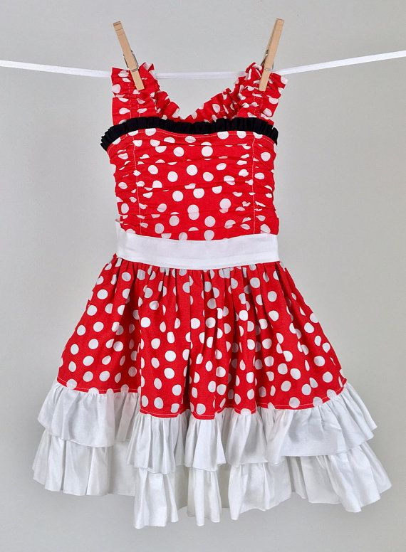 80494850c90 Minnie Mouse Dress