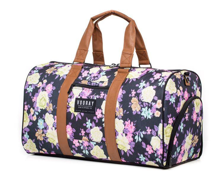 Vooray Macana Trepic Weekender Active Duffel Travel Bag | VOORAY