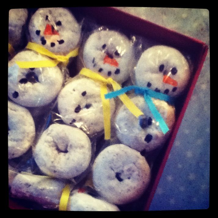 ... about elf donuts on Pinterest   Donuts, Elves and Matchbox Template