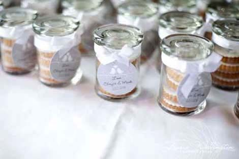 Cookie wedding bombonieres | #bomboniere