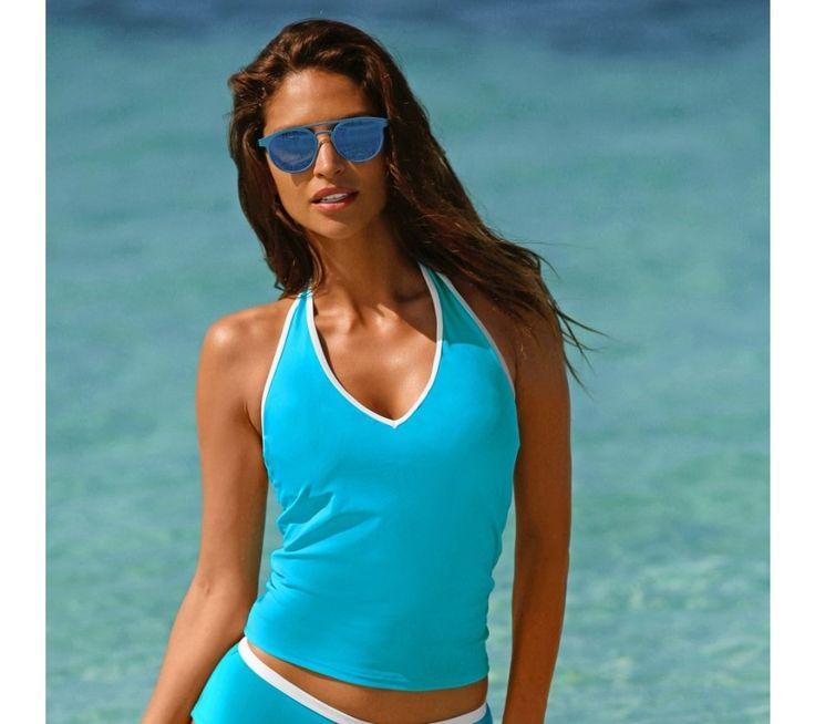 Tankiny top s košíčkami | blancheporte.sk #blancheporte #blancheporteSK #blancheporte_sk #swimsuit