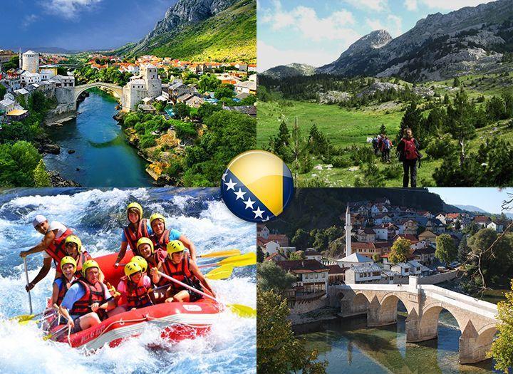 Az UNESCO és a Balkán kincsei - Mai utazás Belföld kupon