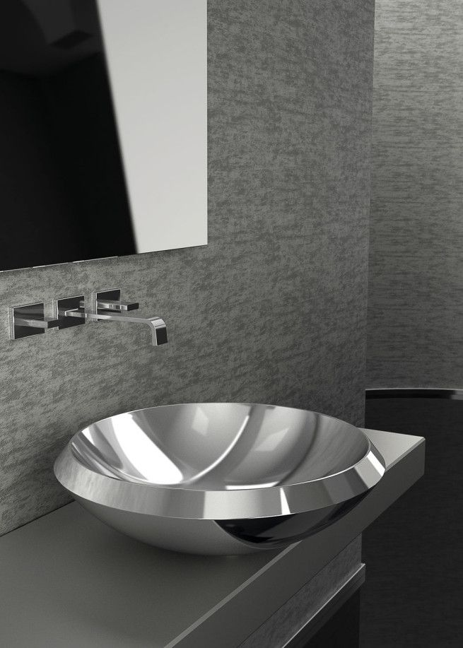 Find This Pin And More On Sanware Modern Small Stainless Steel Bathroom Sink