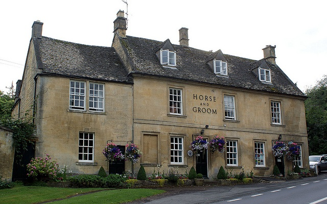 Horse and Groom - Bourton-on-the Hill (15 minute drive from Upper Slaughter).