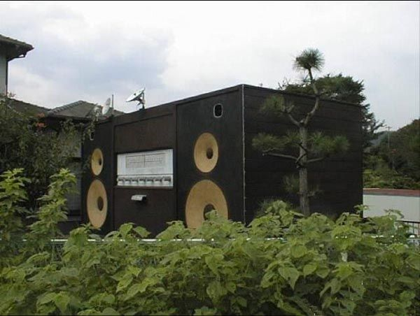 id call it the music box house - Unusual Home Designs