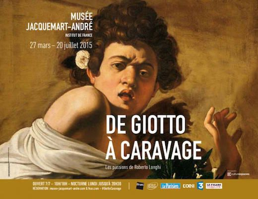 From Giotto to Caravaggio at the Musée Jacquemart-André from 27th March – 20th July 2015