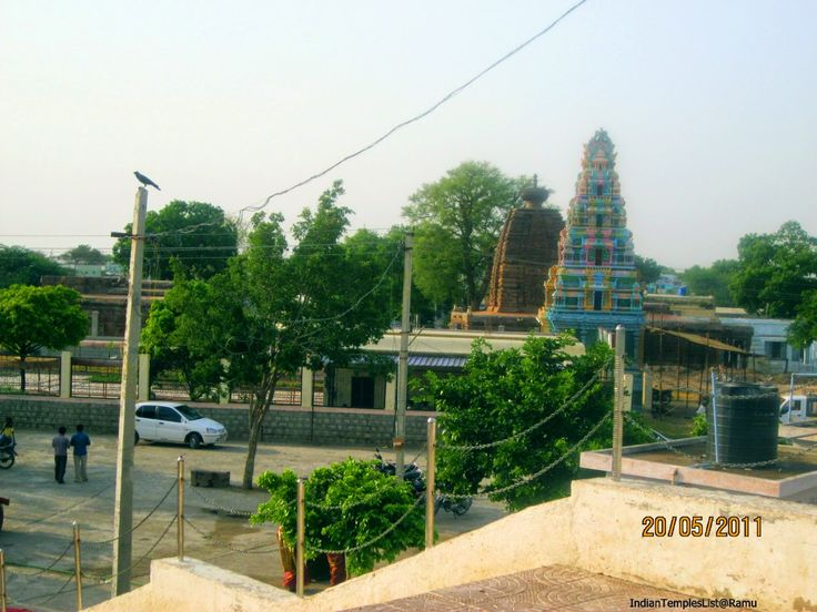 SRI JOGULAMBA DEVI TEMPLE AT ALAMPUR - KURNOOL CITY