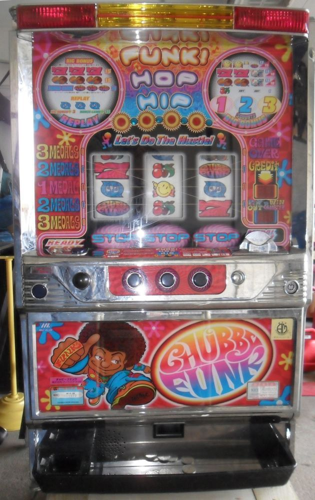Chubby funk slot machine