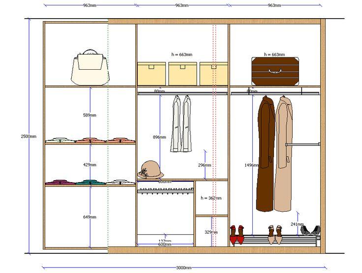 Alzado armario 2