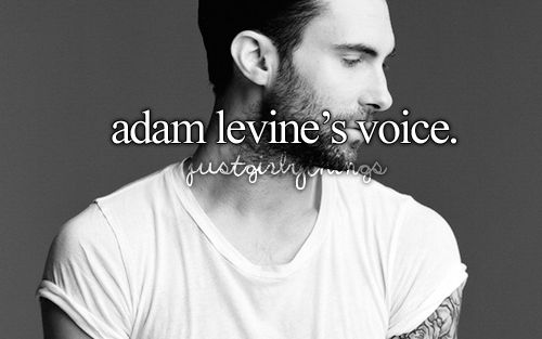 <3Levine Voice, Adam Levine, Beautiful, Just Girly Things, Angels, Girls Things, Justgirlythings, Heavens, The Voice