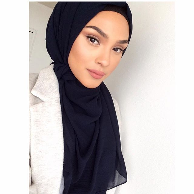 17 Best images about Beautiful Hijab on Pinterest