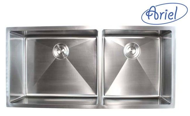 Inch Double Kitchen Sinks