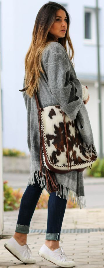 Oh, WoW - love this bag from Ralph Lauren - Bag Fall Streetstyle Inspo
