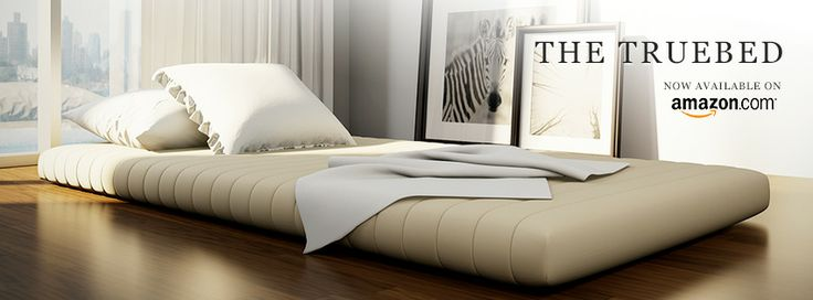 Tuft & Needle Shikibuton Japanese Sleeping Mat. Hand crafted, 100% sustainable materials, 100% recyclable.