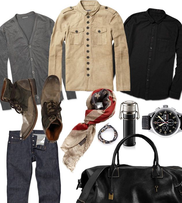 Garb: Band Back Together: Black Guys Style, Bands, Edgy Style, Apparel Inspiration, Men Anchors, Menswear Inspiration, Men Fashion, Getaways Outfits, John Varvatos