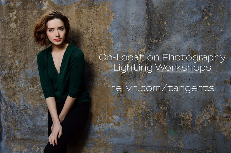 Neil vN presents On-Location Lighting Photography Workshop, a photography workshop led by Neil van Niekerk. (Sept. 20, 2015)  Photography Workshops Directory | You're Gonna Want to Take More Pictures!