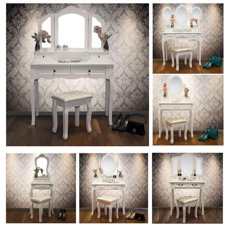 best 25 schminktisch hocker ideas only on pinterest. Black Bedroom Furniture Sets. Home Design Ideas