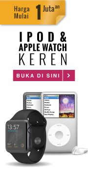 Ipod Dan Apple watch