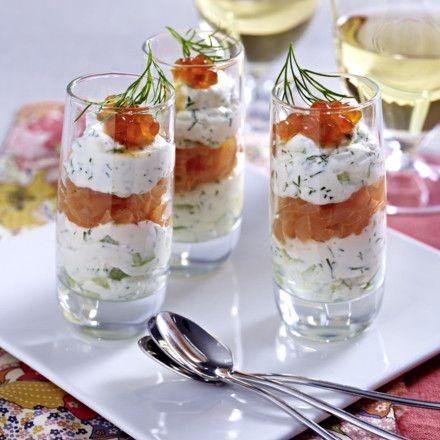 Frischkäse-Lachs-Creme Rezept
