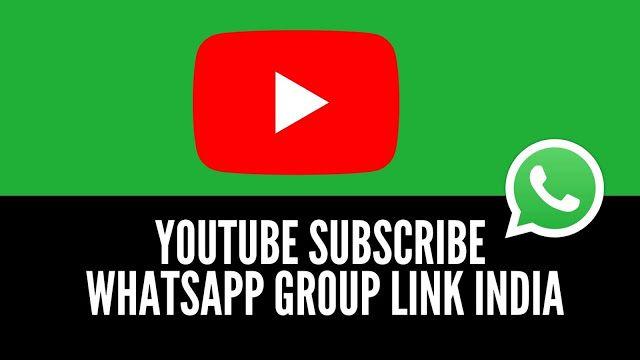 1000 free youtube subscribers whatsapp group