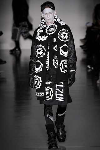 KTZ Fall 2014 Menswear Collection Slideshow on Style.com