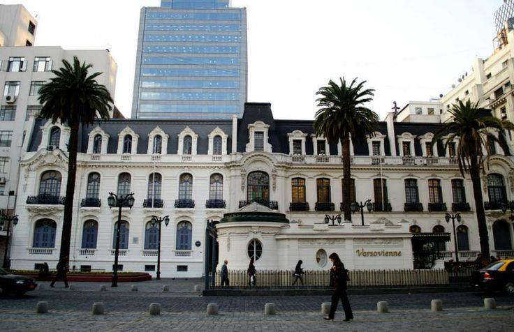 Palacio Subercaseaux, Santiago, Chile