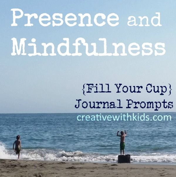 """Sometimes I live so much in my mind that I forget what is right before my eyes."" – Anna Quindlen  20 Journal Prompts on Presence and Mindfulness"