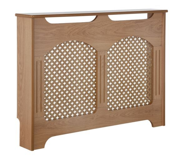 Buy Collection Winterfold Small Radiator Cover - Oak Effect at Argos.co.uk - Your Online Shop for Radiator covers, Home furnishings, Home and garden.