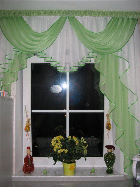 Шитье штор